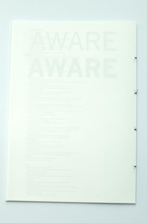 Aware of aware-8