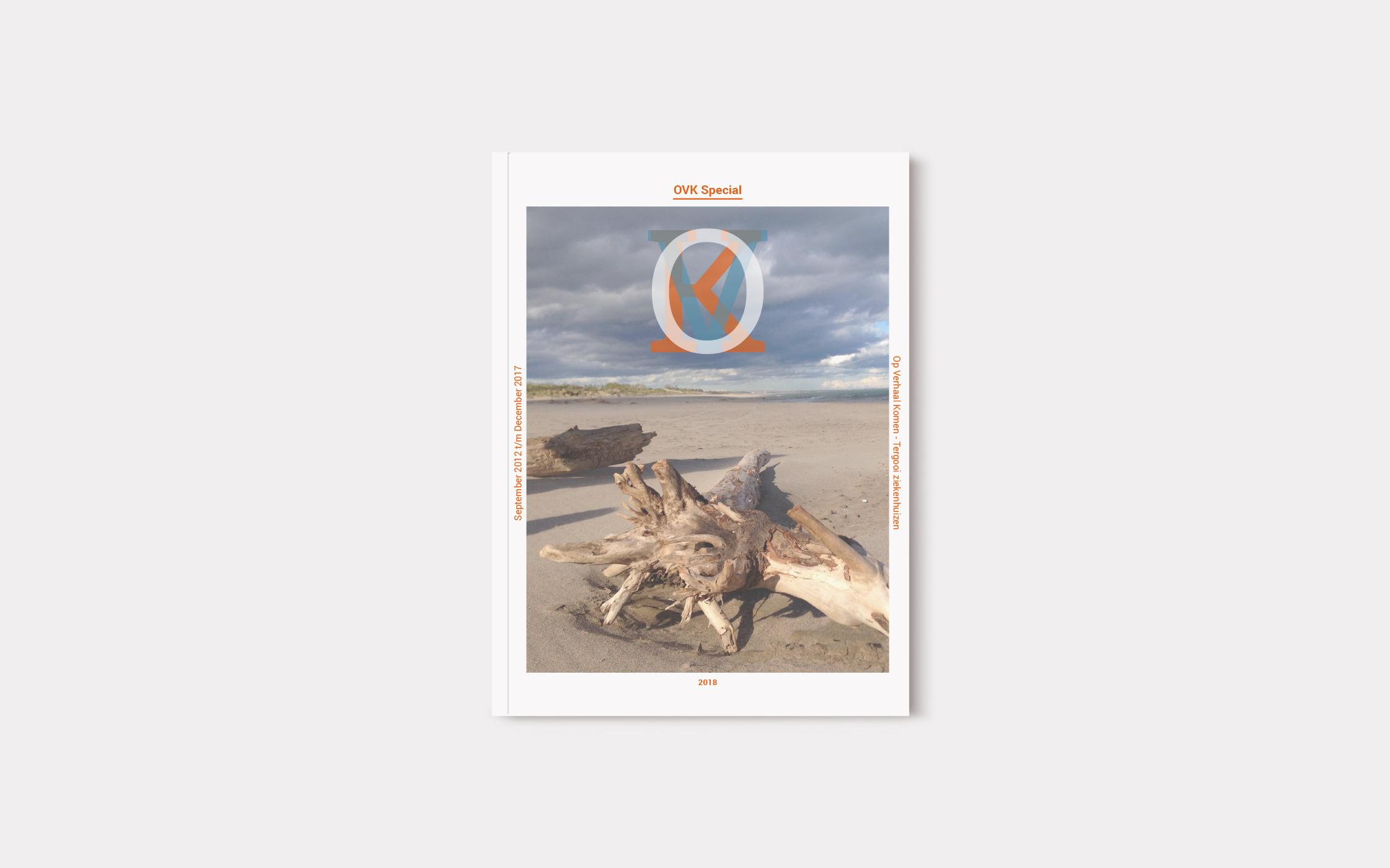 Glossy magazine OVK-0