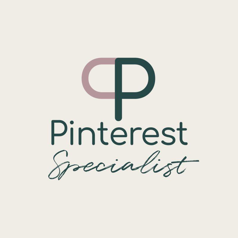 logo-pinterest-specialist-groen-roze-portfolio